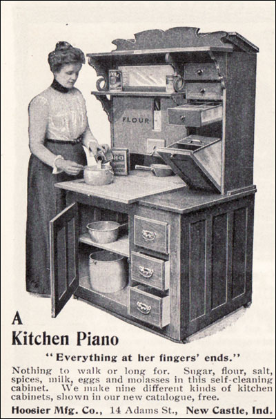 Kitchens From 1900 To 1920 Inspiration For Early 20th