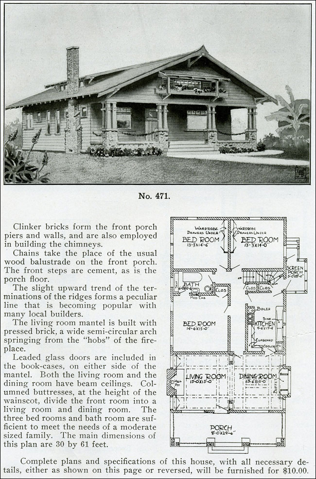 1910 - The Bungalow Book - No. 471