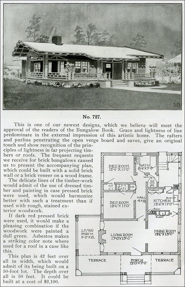 1910 Bungalow Book - 727