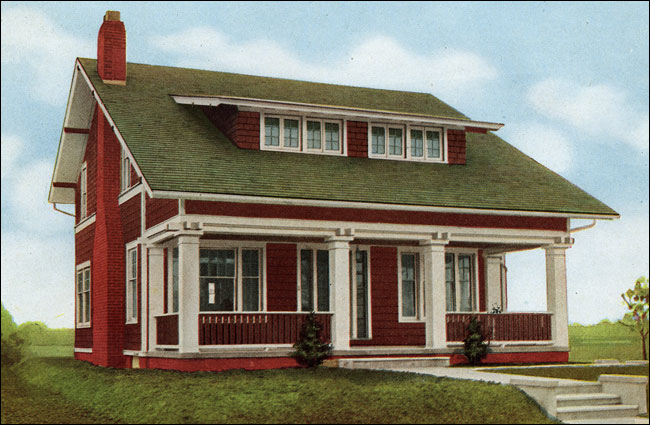 Ranch dormer joy studio design gallery best design - House plans dormers ...