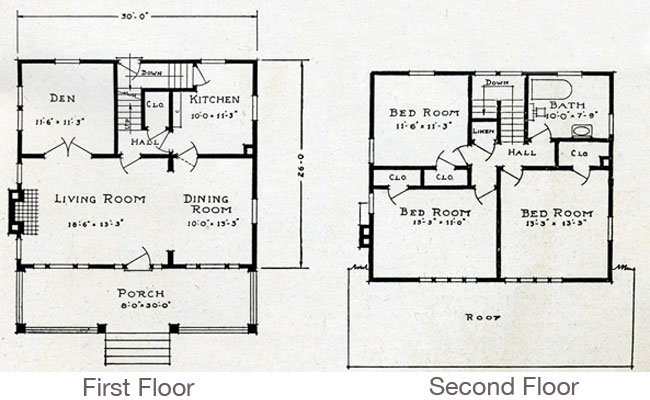 Free home plans dormer bungalow plans for Free house plans ireland