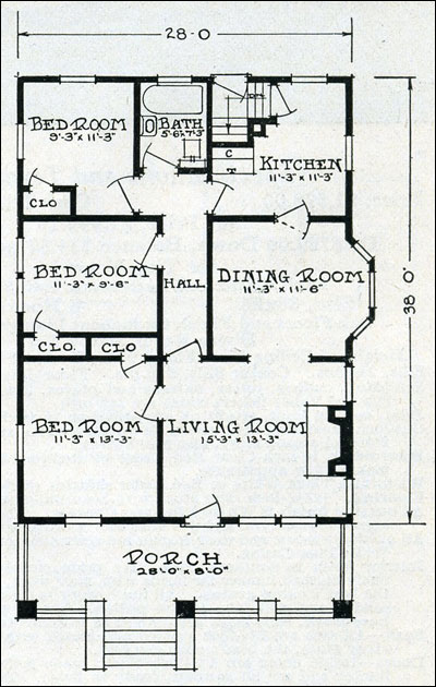 1916 Sterling Winsom Plan
