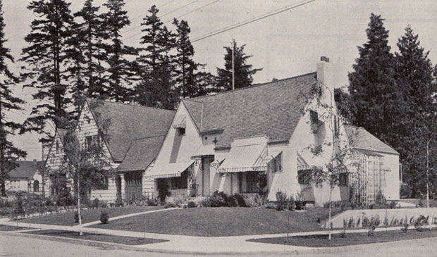 Dr Flavius Brown House