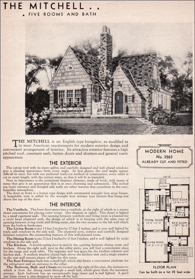 1930s home plans house plans home designs