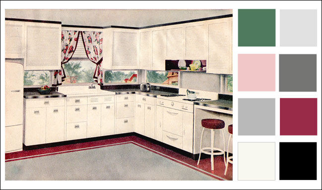 1947 Crane Kitchen
