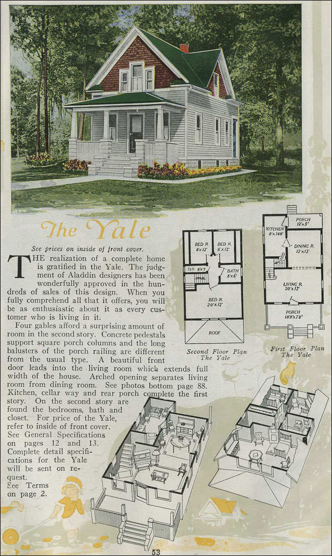 House plans from 1920 house design plans for 1920 house plans