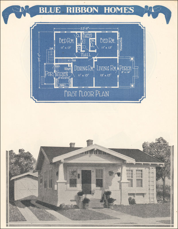 1924 Radford's Blue Ribbon Homes - 11561