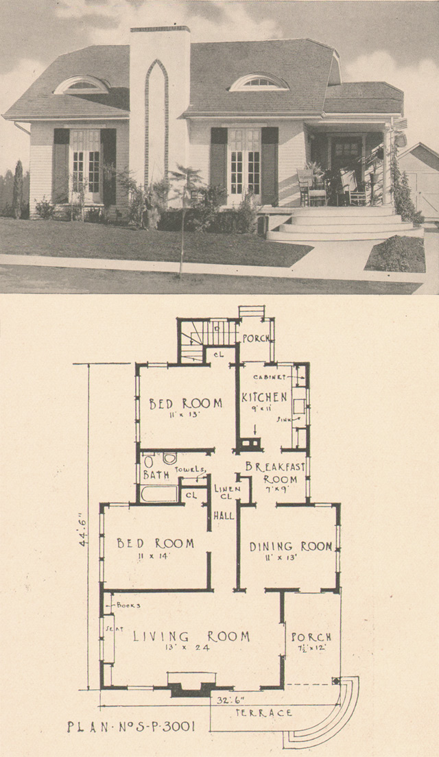Art deco style house plans | House plans