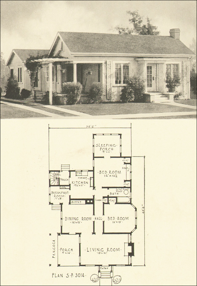 Home plans design colonial cottage plans Historic colonial house plans