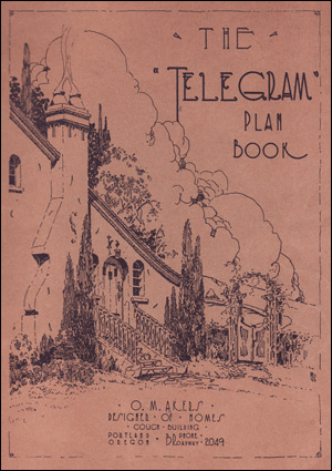 1924 Telegram Plan Book   Cover