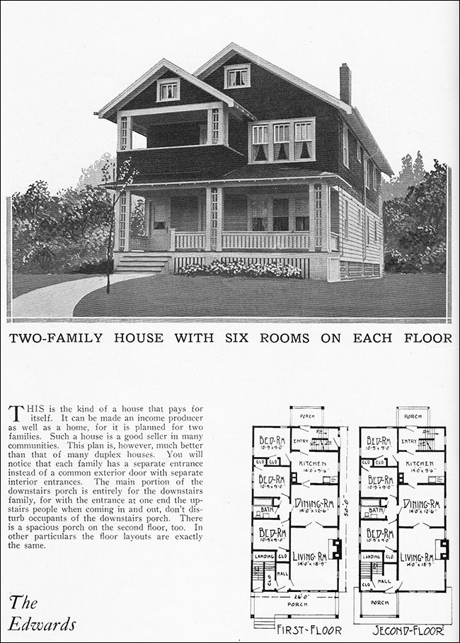 American foursquare floor plans best free home for American house plans free