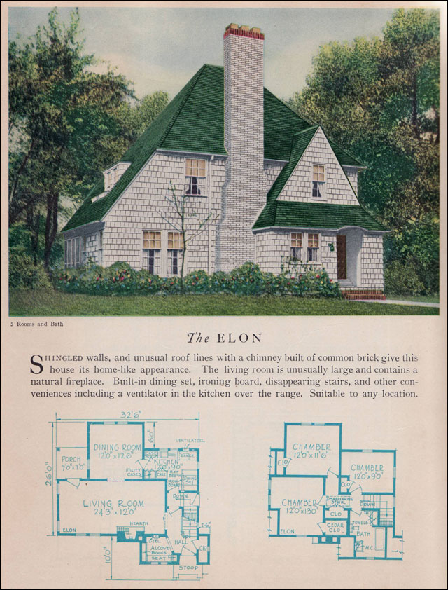 French Eclectic House Plans House Decor