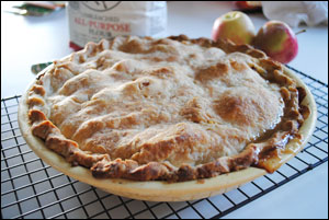 Apple Pie - Fanny Farmer Cook Book
