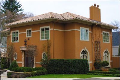 Italian Style Homes Entrancing What Is Italian Style Italian Revival  Renaissance  Eclectic . Review