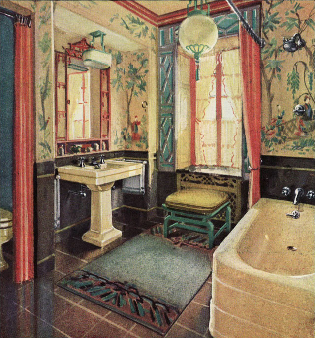 Bathroom Ideas 1920s Home Of 1929 Crane Bathroom Plumbing Fixtures Vintage Chinese