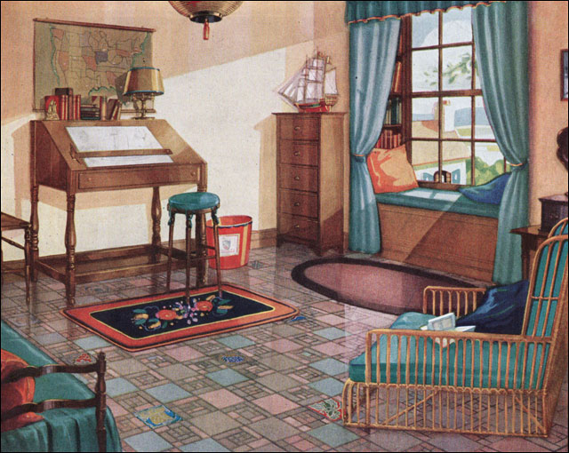1927 armstrong boy 39 s bedroom design inspiration from 20s for 1920s bedroom ideas