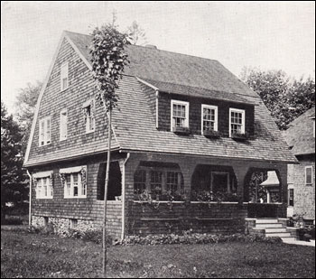 Keith S Magazine 1912 Dutch Colonial House