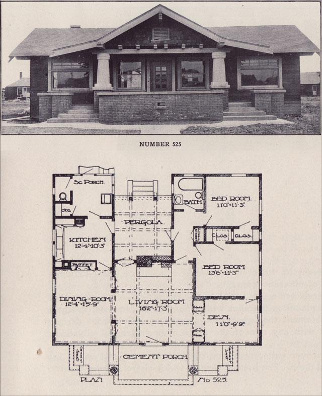 Craftsman Cottage Floor Plans Gurus Floor