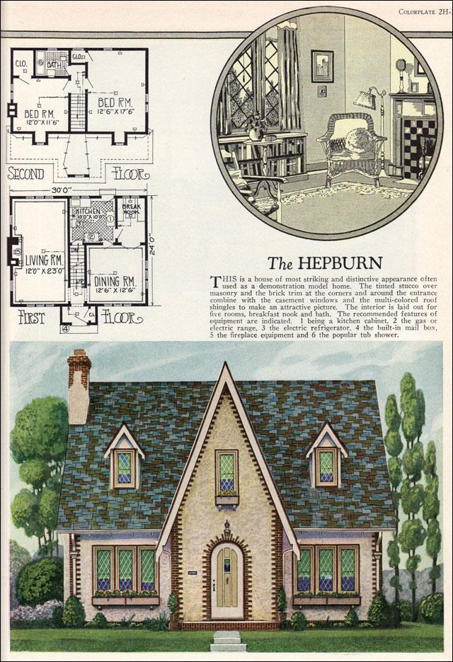 William A. Radford - American Builder - The Hepburn ... on