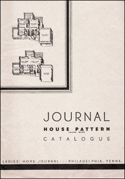 1935 Las Home Journal House Pattern Catalogue