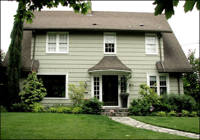 What is eclectic style american residential architecture - What is eclectic style ...