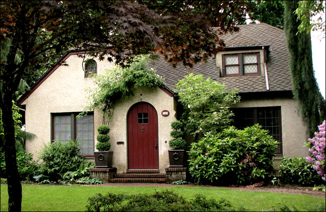 What Is English Cottage Style Bungalow Arts Crafts Architecture