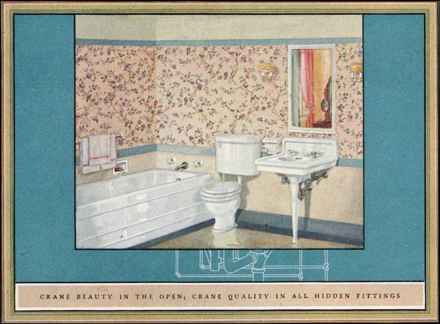 Crane Bathroom Fixtures